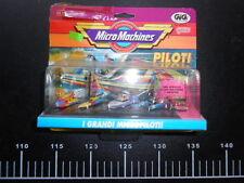 Micro Machines Deluxe MicroPiloti Grandi Pilot Space Galoob GiG MicroMachines