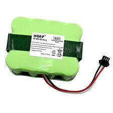 HQRP Battery for bObsweep Bobi Classic, BObi Pet Robotic Vac Cleaner, 017144-TN