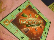 Monopoly Electronic Game- game board only - preowned