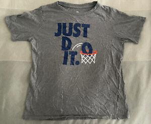 Boys' Nike Just Do It Slam Dunk T-Shirt (Size L)
