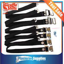 Plaster Stilts Full Set Replacement Arch, Leg and Toe Straps and Fasteners