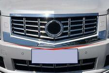 1pc car stainless steel grille decoration Article fit For Cadillac SRX 2012-2015