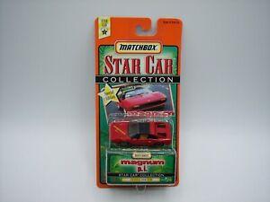 """""""MATCHBOX""""  STAR CAR **MAGNUM P.I.** FERRARI 308 GTB MOC"""