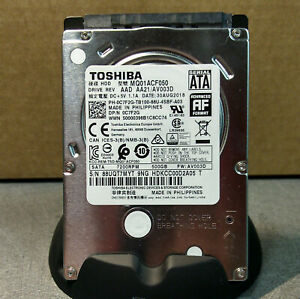 Disque dur Toshiba MQ01ACF050 500 Go 7200 trs