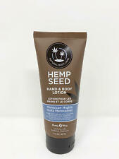 Earthly Body Hemp Seed Hand & Body Lotion Moroccan Nights 7 oz