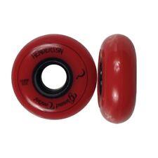 Ground Control Derek Henderson Wheels 64mm 90a - Red (Set of 4)