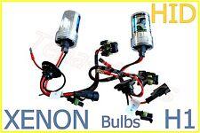 2x H1 35w 4300k Xenon Coche HID Luz Barra Bombillas De Repuesto Kit de luces