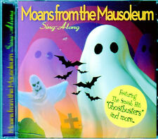 MOANS FROM THE MAUSOLEUM: 1 HOUR OF SPOOKY HALLOWEEN PARTY SONGS & SCARY SOUNDS!