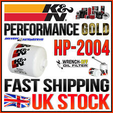 K&N HP-2004 PERFORMANCE GOLD OIL FILTER 2000 DODGE RAM 1500 PICKUP 5.9L V8 F/I