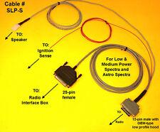 Programming RIB Cable Motorola LP Spectra VHF UHF Astro