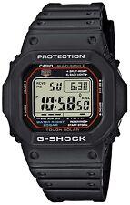 """CASIO G-SHOCK GW-M5610-1ER """"SOLAR RADIOCONTROL. MULTIBANDA 6"""" WR 200M. GTIA. 2A."""