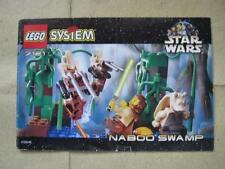 LEGO Star Wars NABOO SWAMP #7121 Instruction Manual