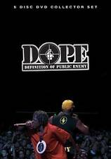 PUBLIC ENEMY: D.O.P.E. - DEFINITION OF PUBLIC ENEMY (NEW DVD)