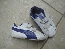 eba6491c76c8 Puma Halbschuhe Mädchen Gr. 22,UK 5 ,Schuhe,Sneakers,Klettverschluss,