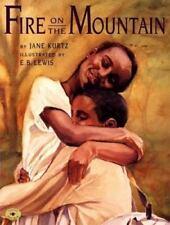 FIRE ON THE MOUNTAIN (Brand New Paperback) Jane Kurtz