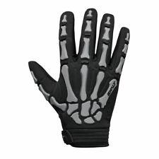 Exalt Death Grip Gloves Full Finger Grey - Small - Paintball