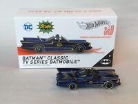 Hot Wheels ID Car Batman Classic TV Series 2 Batmobile 2021 Case A VHTF
