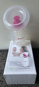 Nature Bond Silicone Breast Pump with Silicone Pump Stopper Cleaned & Sanitized
