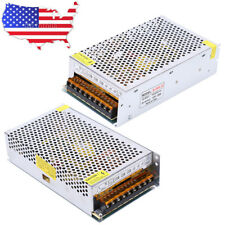 AC 110V/220V TO DC 12V 25A 300W Switch Power Supply Driver adapter Converter US
