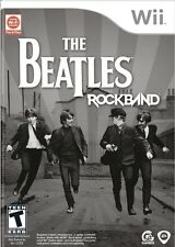 The Beatles: Rock Band Wii Game