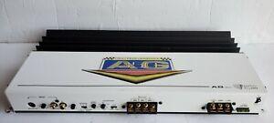 Old School Vintage Zapco AG350 White 2 Channel Amplifier