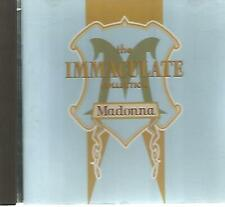 MADONNA - The Immaculate Collection - CD - Like New - 17 Tracks - Club Issue