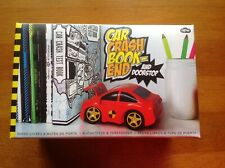 Car Crash Bookend/Doorstop