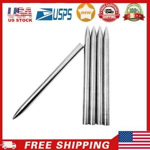 Stainless Steel 550 Paracord Bracelet Lacing Weaving Stitching Needle Fid