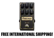 Friedman Amplification BE-OD Overdrive FREE INTERNATIONAL SHIPPING
