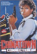 Chinatown Connection DVD WMM Michael Chu 1985 action movie