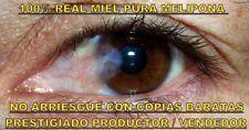 GOTAS PARA OJOS DE MIEL VIRGEN D ABEJA MELIPONA CATARATAS VISTA CANSADA GLAUCOMA