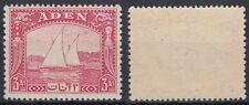 Aden 1937 ** Mi.6 Boot Boat Dhow [st1235]
