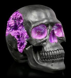 Totenkopf - Geode Skull - Nemesis Now Totenschädel Tischdeko