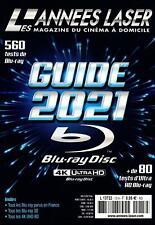 LES ANNÉES LASER n°13 - Revue neuve Cinéma - Guide 2021 blu ray