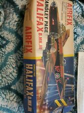 Airfix 1:72 scale model Airplane kit Halifax B MK 111 series 5 (V)