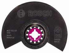 Bosch Segmentwellenschliffmesser ACZ 100 SWB / BIM 2609256C50