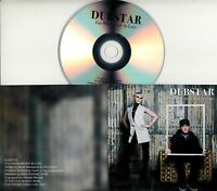 DUBSTAR You Never Were In Love 2018 UK 1-trk promo test CD