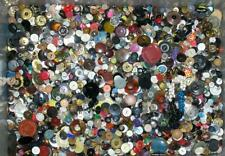 Lot 7 Lbs Vintage Sewing / Craft Buttons Mixed Free Priority Shipping