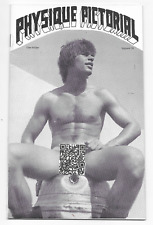 PHYSIQUE PICTORIAL - AMG Vol 31,  August 1978 - James Reid On Front Cover