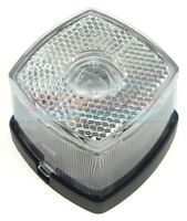 WHITE CLEAR FRONT MARKER LIGHT LAMP BRENDERUP / IFOR WILLIAMS TRAILER HORSEBOX