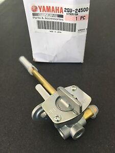 Yamaha Banshee OEM fuel PETCOCK gas tank switch 2GU-24500-02