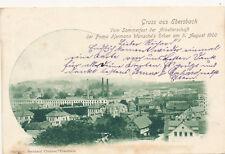 Ak, Gruss aus Ebersbach, Sommerfest Fa. Hermann Wünsche 1900 (G)19434