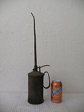 Vintage Oil Can Golden Rod 1 Quart F Jaden Mfg Hastings Nebraska Long Spout