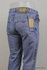 Straight Leg Jeans Women's Plus Size ARMANI