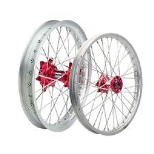 Tusk Wheel Set Front Rear Wheels 18/21 HONDA CR125R CR250R CRF250R CRF450R