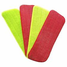 For Spray Mop Replacement Pads Washable Refill Microfiber Wet/Dry Cleaning Tool