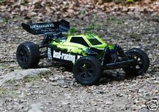 1-bs219r BSD Racing Flux Assault V2 4WD Brushless RC Buggy 1:10 ème 2,4 GHZ NOUVEAU UK