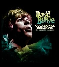 David Bowie Occasional Dreaming (Unreleased 2nd Album) Japan 1967/1968