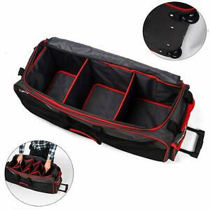 Roamwild Carry-More Camera Bag With Wheels - 3 In 1 & Cool Bag Included