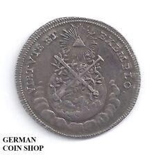 Silberabschlag de 1 1/4 Dukat Coronación de Josef Ii. 1764 - Frankfurt Austria